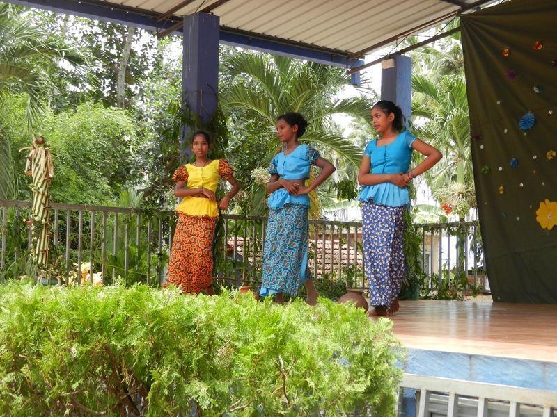 Tanz von Piumi, Nethmi und Gimhani