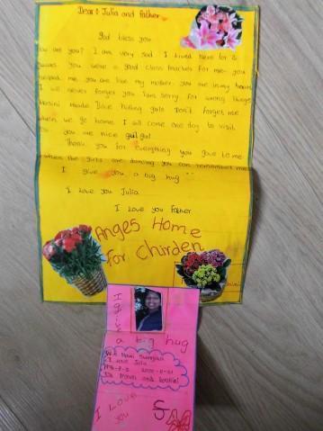Abschiedsbrief von Surangika
