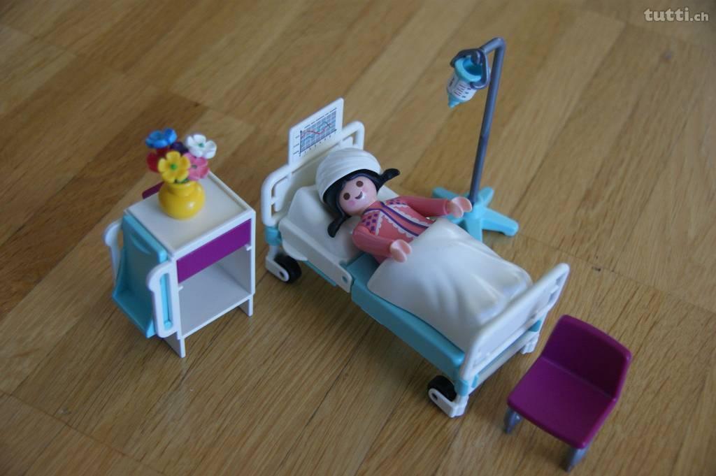 Offizielle Einweihung unserer Krankenstation.