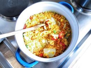 Dhal-Curry braucht Zeit zum Köcheln