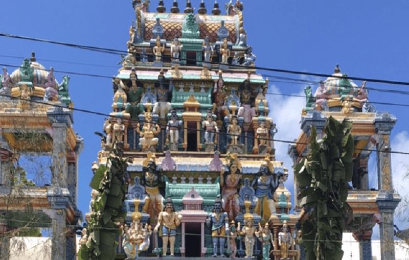 Hinduistischer Tempel in Negombo