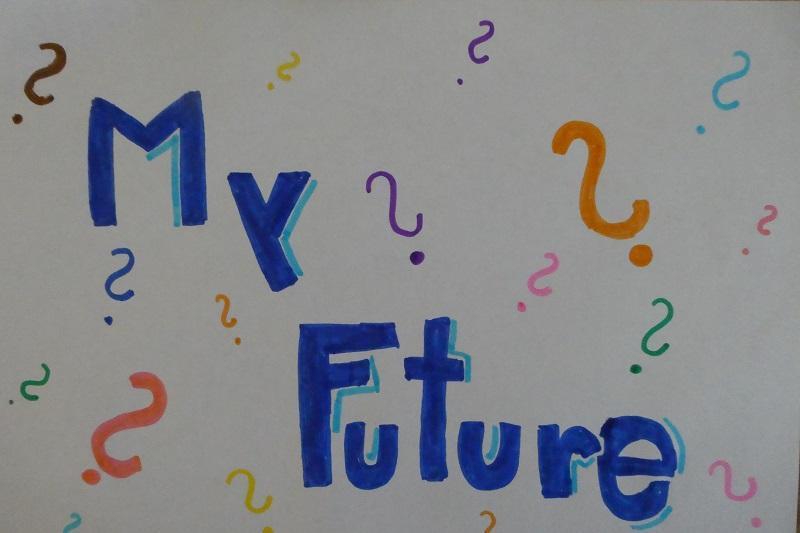 die fragezeichenumwobene Zukunft