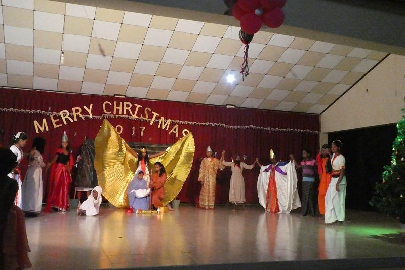 Die Bollywoodversion der Weihnachtsgeschichte