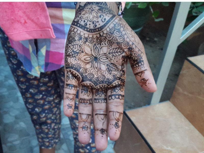 Harishas Hand