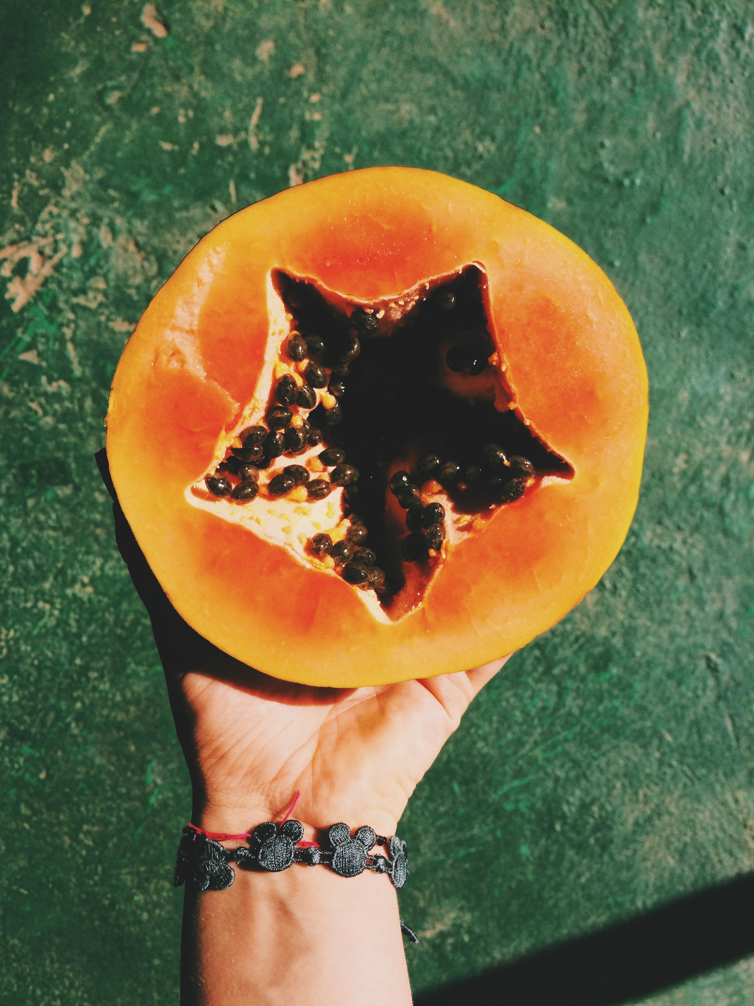 Papaya geht immer