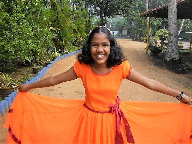 Strahlende Prinzessin Kawshalya