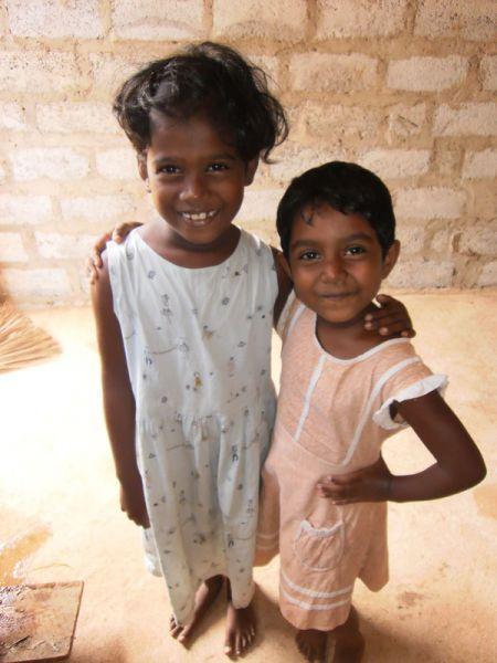 Sonnenblümchen Maheshi und Sandali