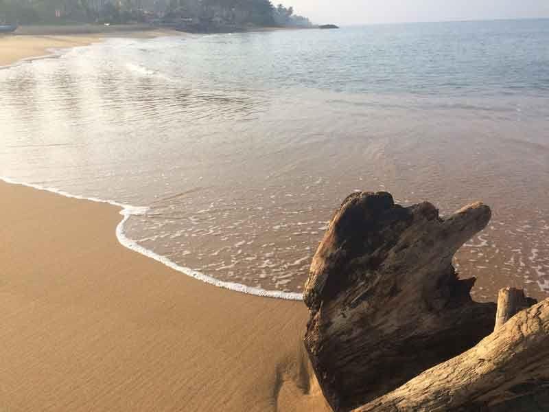 Strand von Marawila