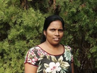 Unere ehemalige Putzfrau Sandamali ist heute eine der Matrons.