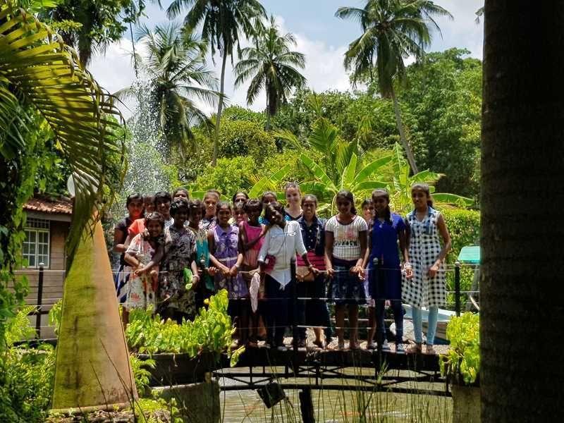 Unser Ausflug nach Negombo.